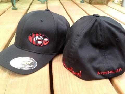 72df376adb0 These are embroidered on Yupong Flexfit Hats. We will offer S M