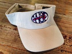 288dc044f WSP Braves Fan Garment Washed Twill Visor