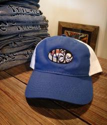 5ed3747f8 WSP Garment Washed Trucker Hat for Broncos Fans