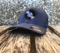 b735f946f00 This is one Bad Ass New Hat! This is our New Tennessee Vinyl Flexfit Hat.  These are embroidered on Yupong Flexfit Hats. We will offer S M