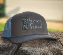 3af5d40b09f Bravefriend Classic Snapback Trucker Hat