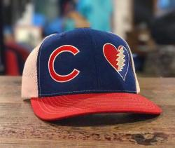 3c1f9556e89 These Limited Run Grateful Heart SnapBack Trucker Hats are embroidered on  RICHARDSON® Trucker SnapBack Caps for their style and amazing fit.