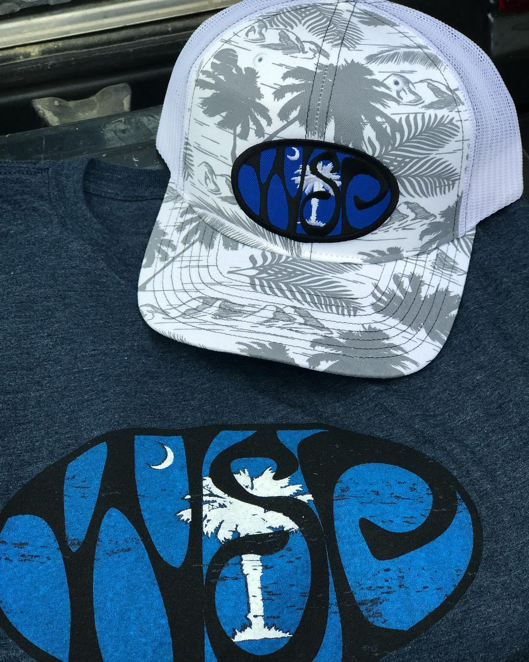 6fdfefc1f20815 These new WSP SC patches turned out great. They are embroidered on  RICHARDSON® Trucker SnapBack Caps for their style and amazing fit.
